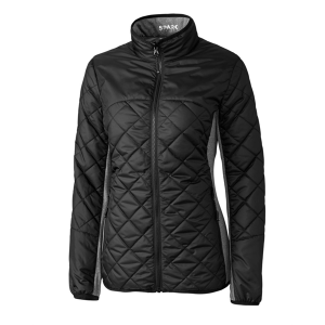 Cutter & Buck Ladies' WeatherTec Sandpoint Quilted Jacket