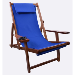 Wood Sling Chair